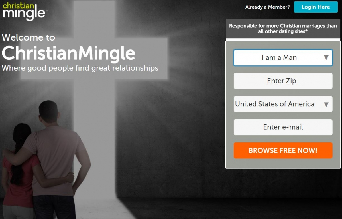 Christian mingle toronto