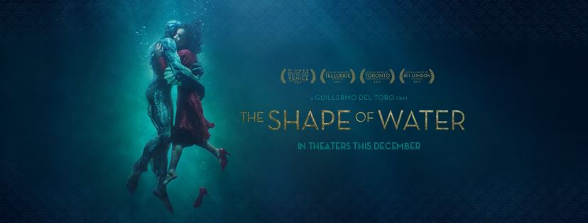 The Shape of Water / Tvář vody  (2017)