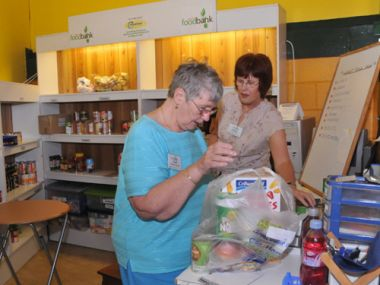 On the Friday before Christmas, Ebbw Vale Foodbank fed 13 families in ...