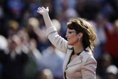 Sarah Palin believed John McCain's decision to choose her as his ...