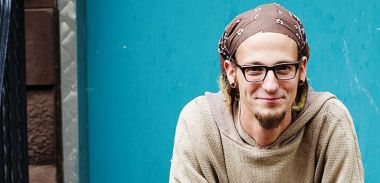 Shane Claiborne believes the Gospel is about being close to those who ...