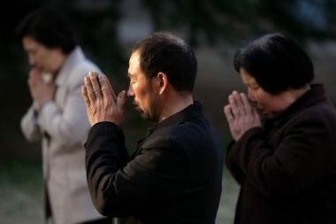 The underground church in China faces ongoing persecution despite ...