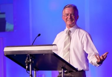 Dr Jonathan Lamb told evangelicals at the Keswick Convention that ...