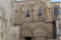 Church of the Resurrection venerated by many Christians as Golgotha ...