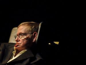 Stephen Hawking believes God did not create the universe.