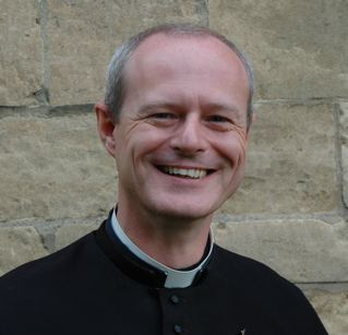 Bishop Mark Sowerby