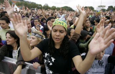 Researchers estimate the number of evangelicals in Brazil to reach ...