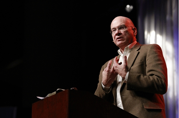 Tim Keller of Redeemer Presbyterian Church in Manhattan, New York ...