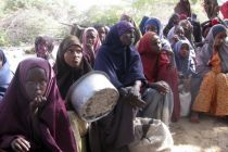 Somalians have left their country in search for food