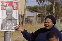 Millions of South Africans will celebrate Nelson Mandela's 93rd ...