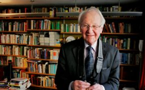 Time Magazine named John Stott alongside Nelson Mandela and Bill ...