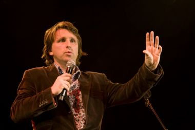 Milton Jones joins the Friday line-up