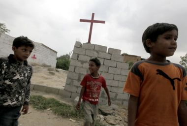 Christians make up less than 3 per cent of Pakistan's population and ...