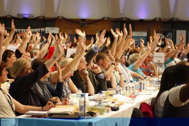 The Methodist Church is meeting in Plymouth for its annual Conference
