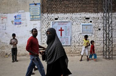 The plight of Pakistan's Christian minority has received renewed ...