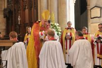 Church of England: crisis in clergy numbers, but some hope too