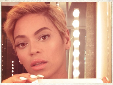 Swell Beyonce New Hair 2013 Photos Short Pixie Look Like Halle Berry Hairstyles For Men Maxibearus