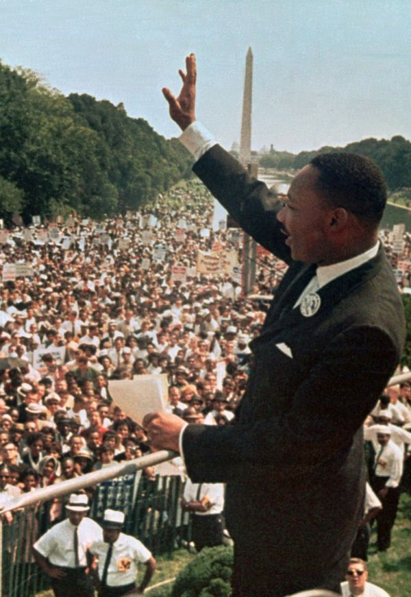 Martin Luther King hi res