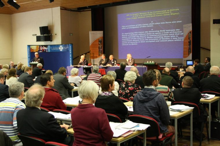 Church in Wales governing body