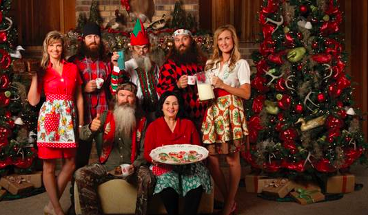 Duck Dynasty Christmas Special 2013: Watch Robertson