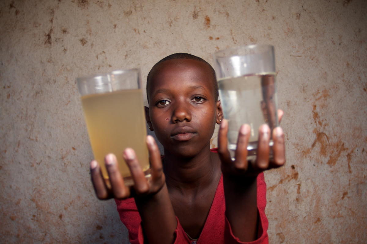 Compassion Gives Water Of Life To Vulnerable Children