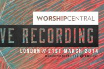 Worship Central record third live album