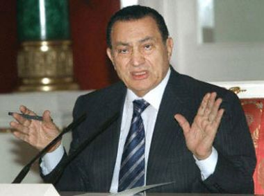 In practice, we are a single people: Mubarak (Middle East Online)