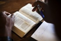 The word of God at work in the wreckage of people's lives