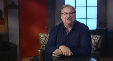 Rick Warren: The answer is Easter