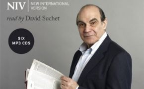 Poirot star David Suchet helps Christian charity support more blind people this Christmas