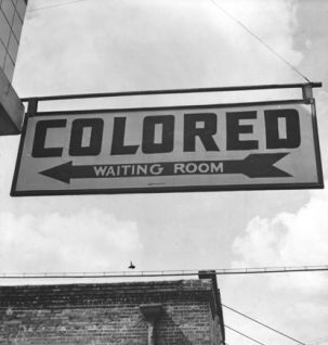 Racial Segregation - public domain image