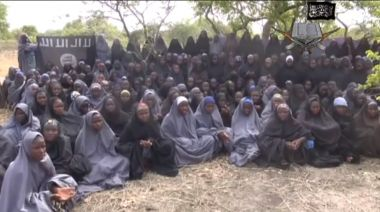 Kidnapped schoolgirls in Nigeria
