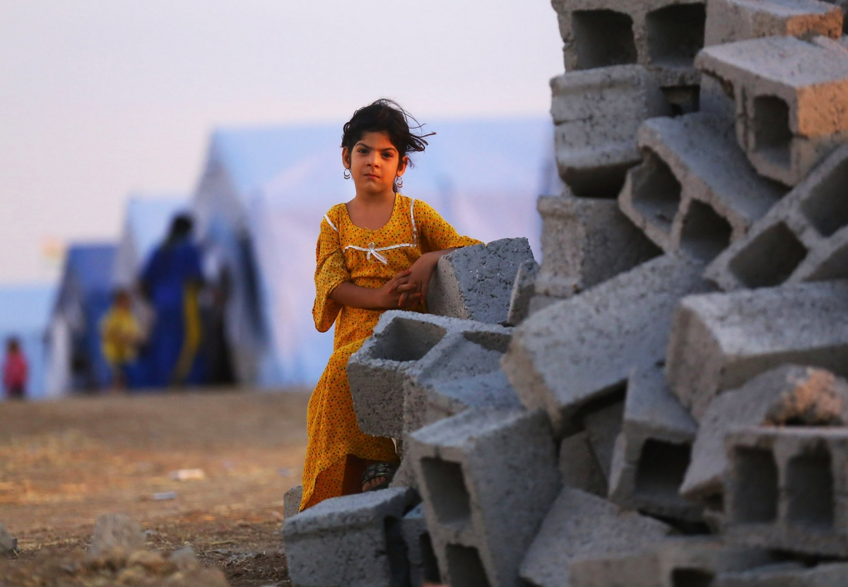 Iraq Girls As Young As Three Sold As Sex Slaves -4795