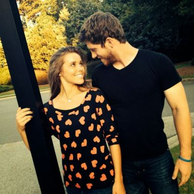 Jessa duggar ben seewald engaged 19 kids and counting stars jessa duggar and ben seewald freerunsca Image collections