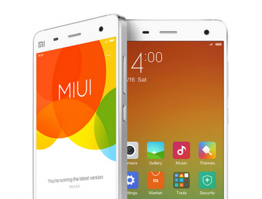 Xiaomi Arch: dual-edge screen display feature may beat ...