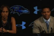 Ray Rice and wife Janay 'baptized' and getting more into the Christian faith after regretted punch incident in elevator