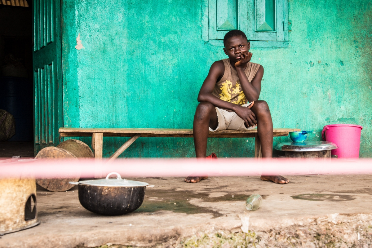 an essay on the sierra leone crisis How ebola found fertile ground in sierra leone's chaotic capital  travel for this story was supported by the pulitzer center on crisis reporting follow amy maxmen on twitter and instagram.