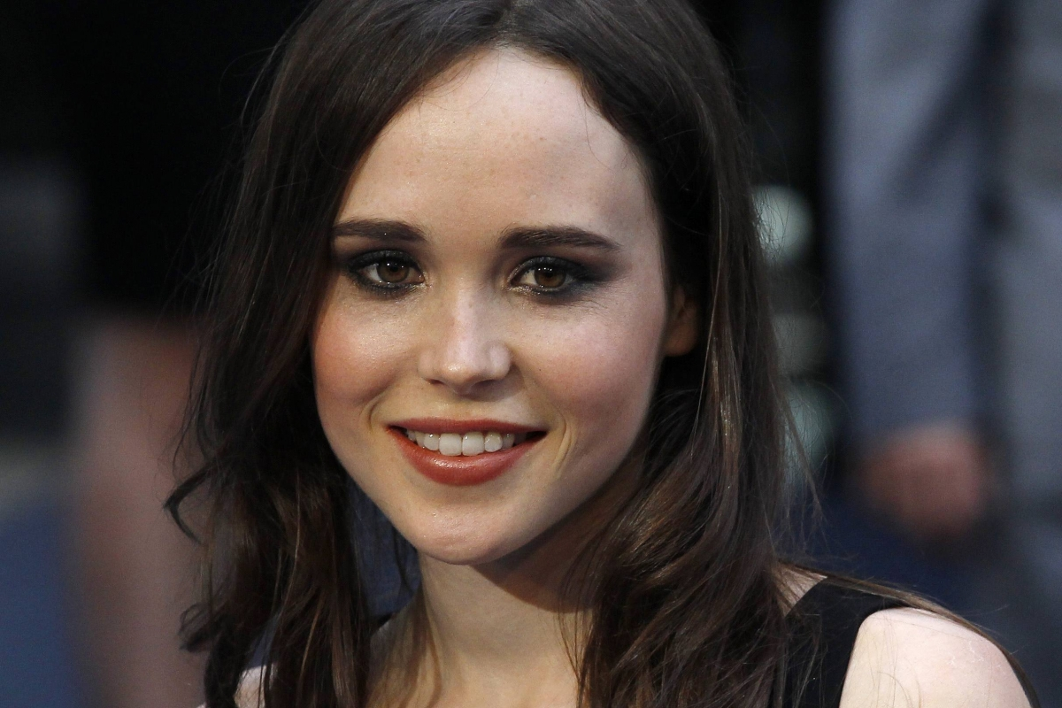 'The Umbrella Academy'... Ellen Page Netflix