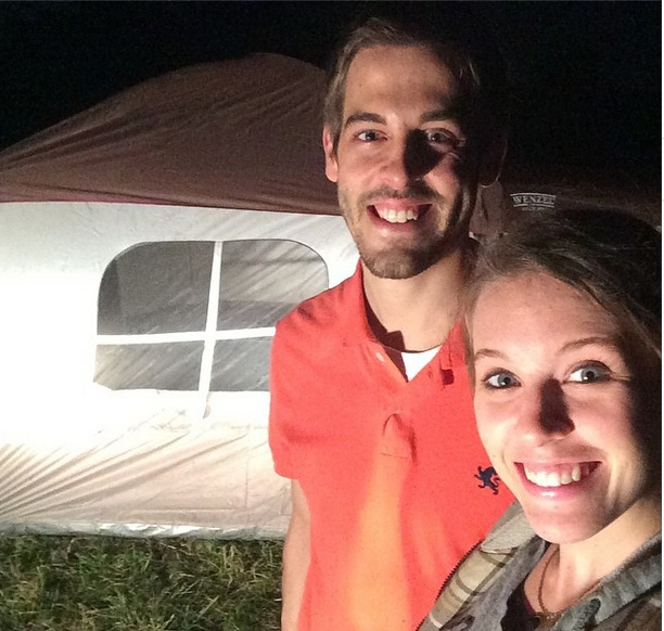 19 Kids And Counting S Jill Duggar And Derick Dillard: \'19 Kids & Counting\' Stars Jill Duggar, Derick Dillard