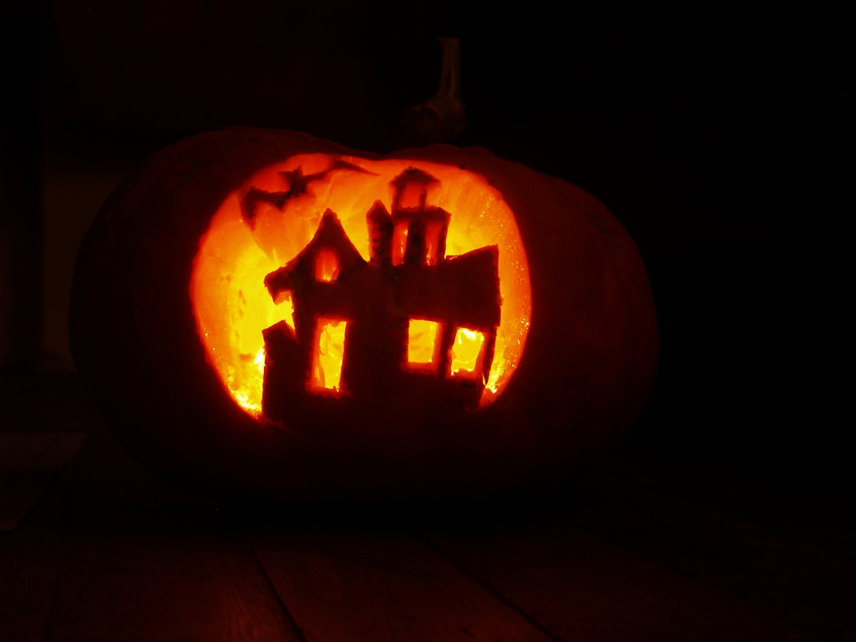 23% of christian americans don't celebrate halloween, some because