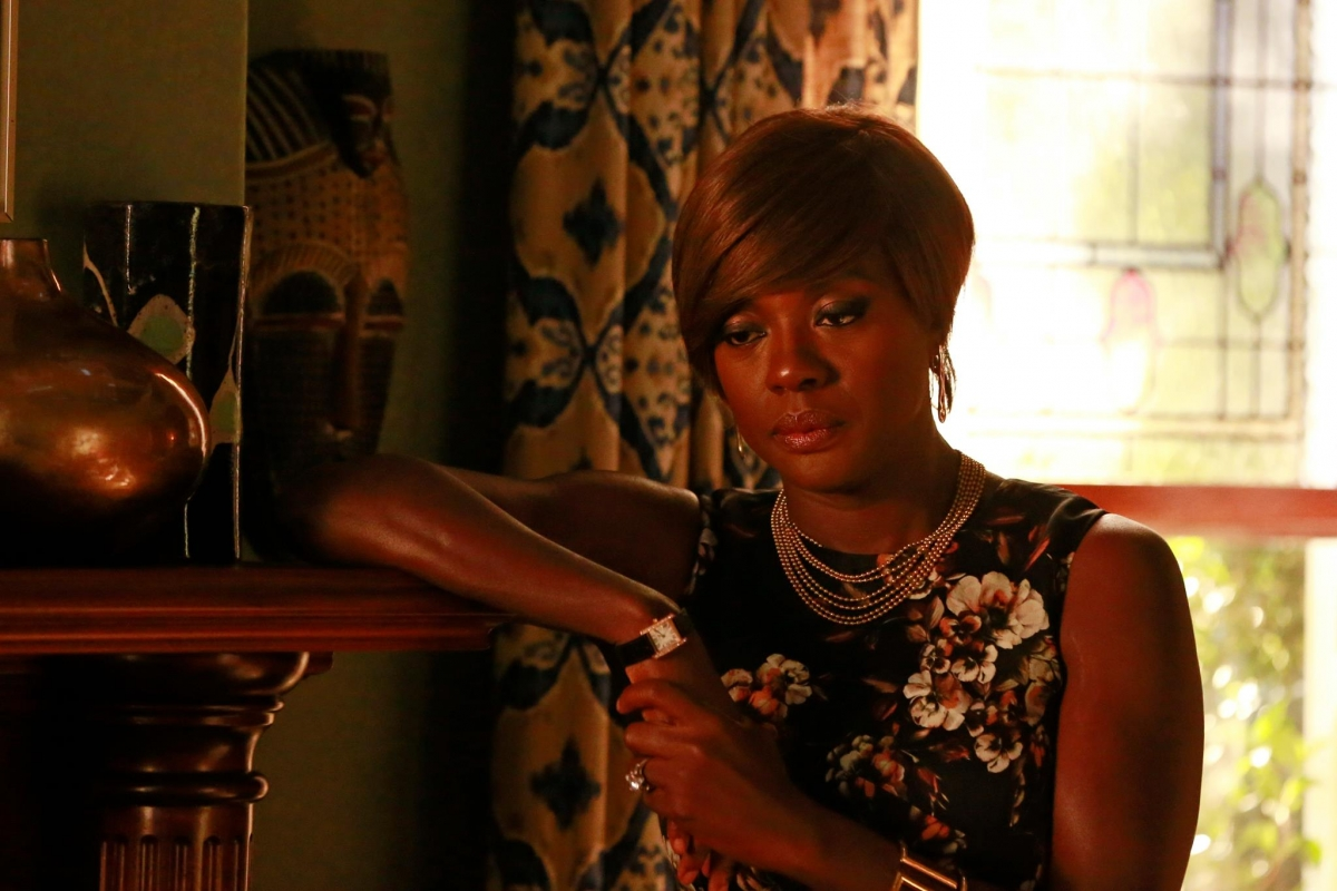 How To Get Away With Murder Episode 7 A Gag Order Changes Annalise S Plans  With