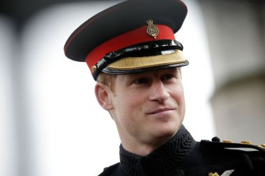 Prince Harry quotes Bible in Remembrance Day tribute