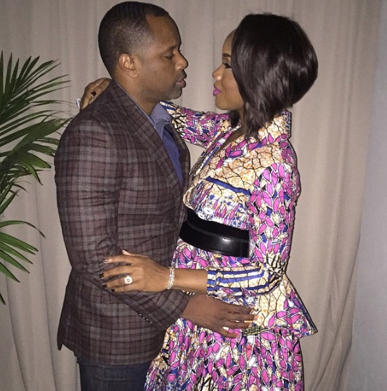 TD Jakes\' Daughter Sarah Marries Pastor Touré Roberts