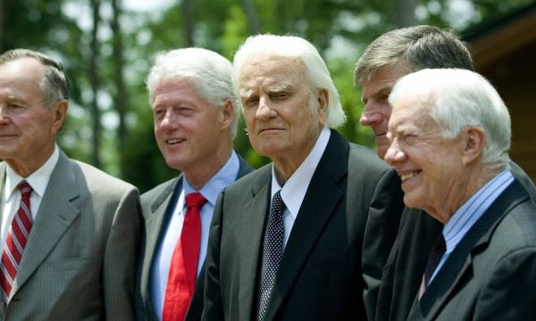 Billy Graham is turning 99: Son Franklin gives update on health, birthday plans