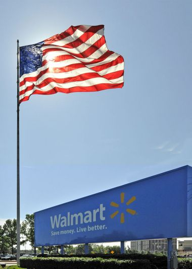 Wal-Mart, other big boxes, join Main Street