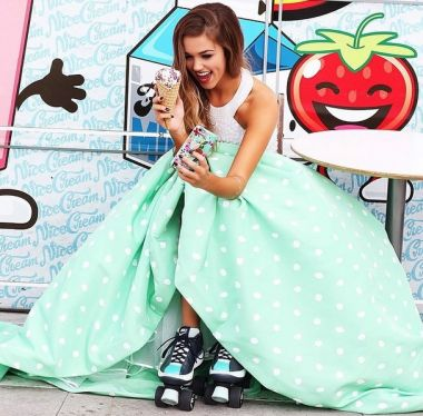 sadie robertson prom dress line