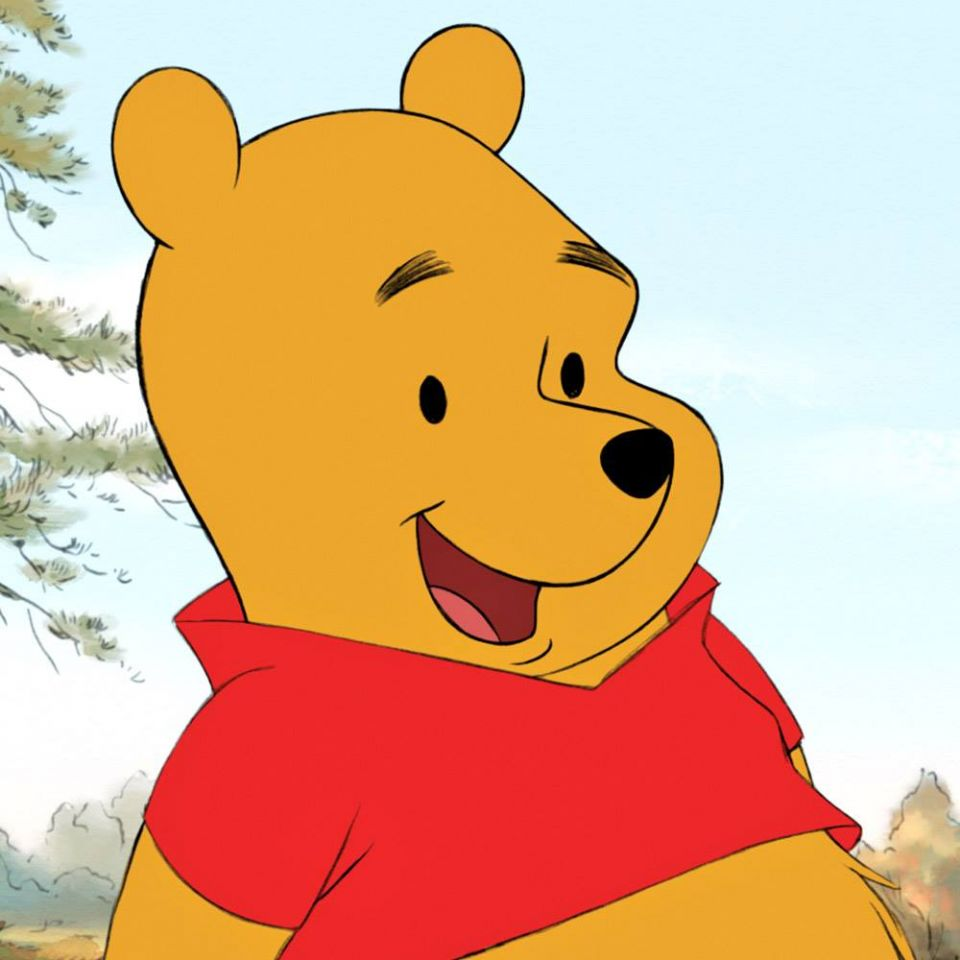 Winnie the Pooh targeted for being half-naked and a