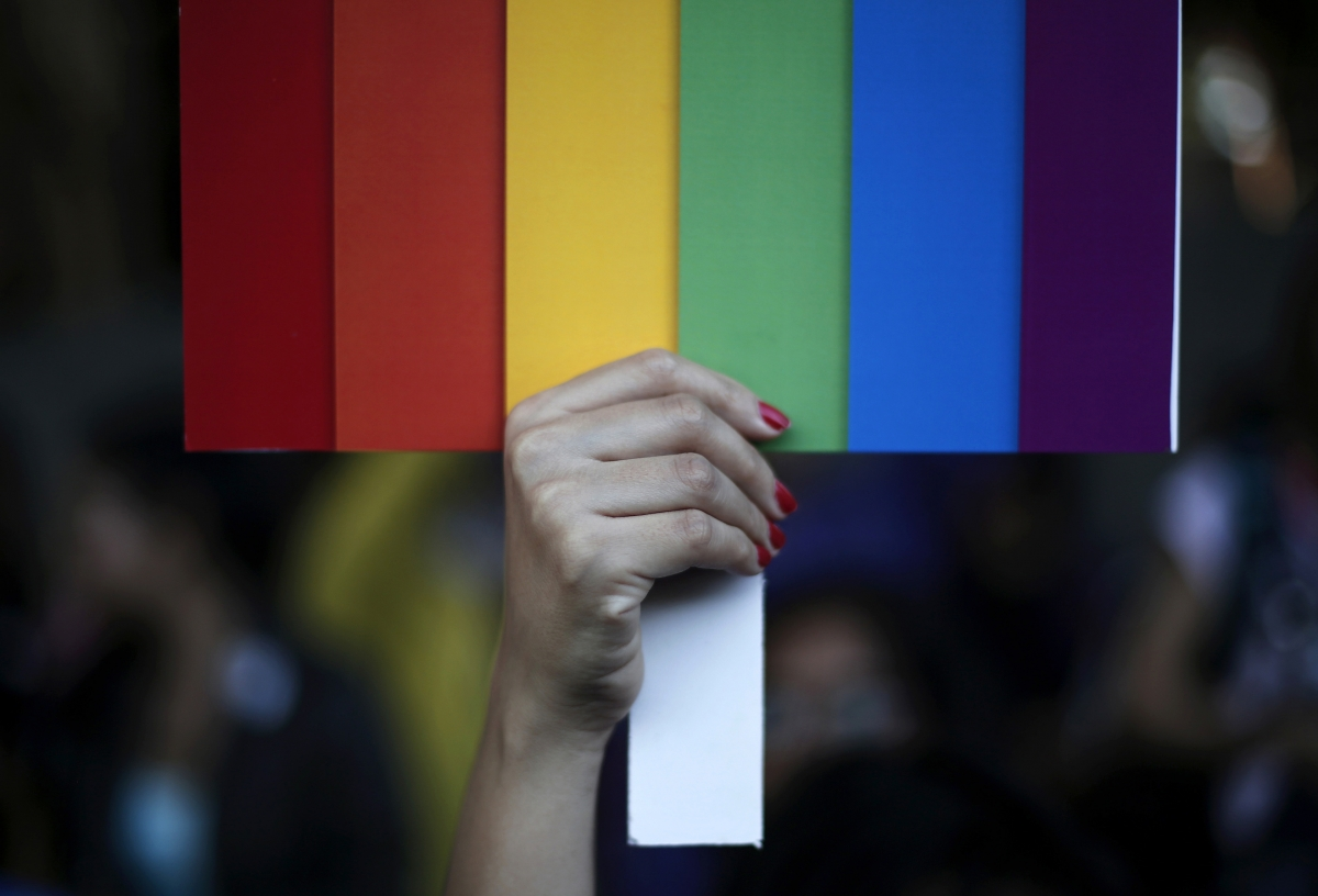 Experimenting with homosexuality in christianity
