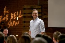 What I learned from two days with Rob Bell