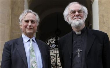 Richard Dawkins Rowan Williams